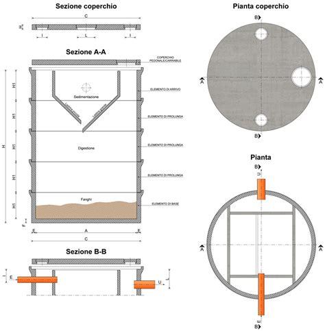 vasca imhoff funzionamento cmc manufatti cemento tubi fosse pozzi chiusini pozzetti