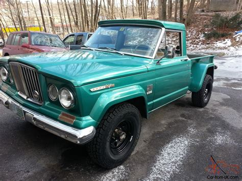 1966 jeep gladiator 1966 jeep gladiator j2000 thriftside pick up truck