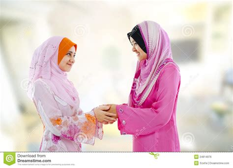 muslim greeting royalty free stock image image 24814976