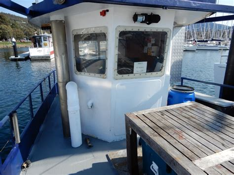 50 ft fishing boat for sale used martin 50ft converted fishing trawler for sale