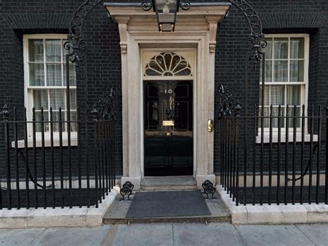 Cat Door For Interior Door by Pictures From Inside 10 Downing Street Business Insider