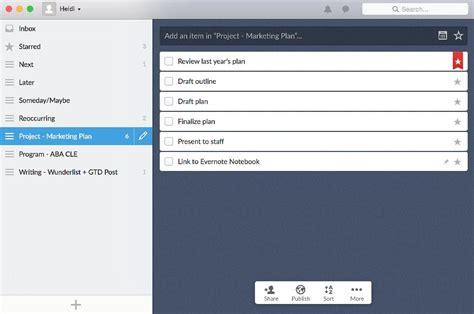 wunderlist workflow wunderlist workflow best free home design idea