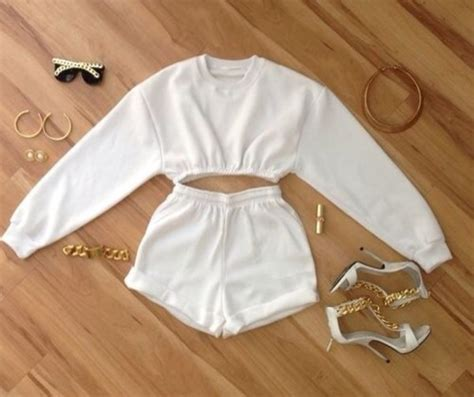 Sweater Converse Two By Syintashop sweater white jewelry jewels wheretoget