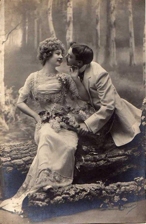 imagenes vintage de parejas postales de personas parejas antiguas 005