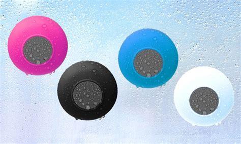 Merkury Innovations Bluetooth Shower Speaker by Merkury Bluetooth Shower Speaker Groupon