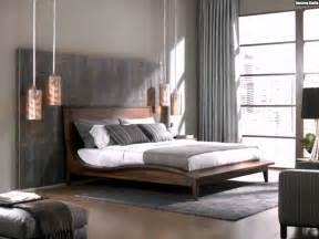 schlafzimmergestaltung wand schlafzimmer einrichtung modernes design ideen beleuchtung