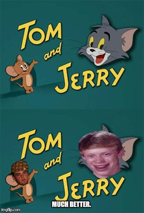 Meme Jerry - tom and jerry imgflip