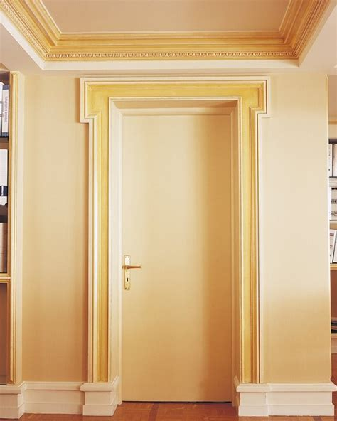 Interior Doors With Frames Interior Door Frame Feature Doorway Pinterest