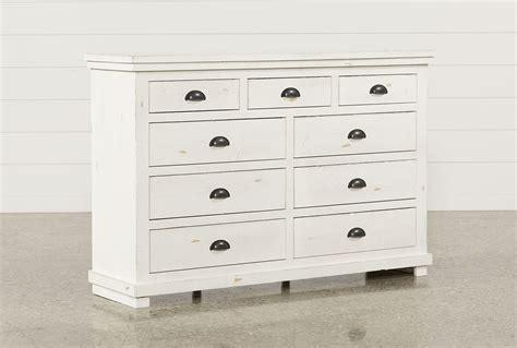 Sinclair White Dresser Living Spaces