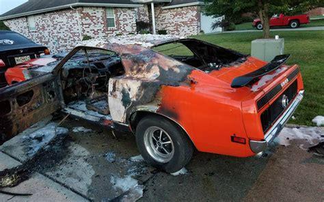 sickened  wishers raise   vandals burn
