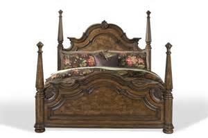 pulaski furnishing san mateo poster bed