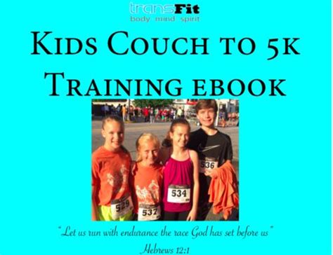 kids couch to 5k 85 best transfit workouts images on pinterest