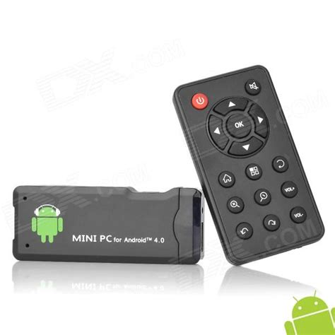 mini android pc android 4 0 mini pc amlogic m3 cortex a9 1 5ghz 1g ram 4g rom w hdmi wi fi