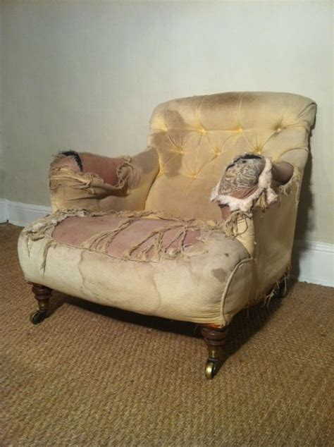 Howard Armchair by A Howard And Sons Bridgwater Armchair C1890 176653