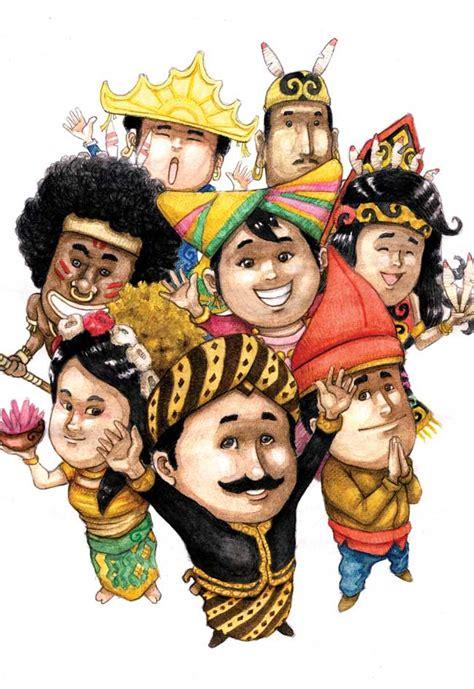 Eksiklopedi Suku Bangsa Di Indonesia suku bangsa di indonesia indonesia