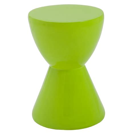 Why Green Stool by District17 Weylyn Stool In Green Stools