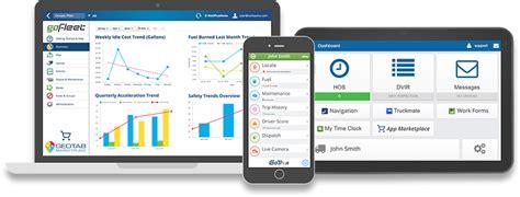 mobile management system gps fleet vehicle tracking management systems gofleet