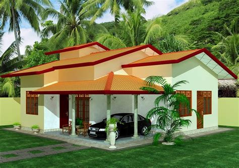 sri lankan house plans single floor house plans in sri lanka
