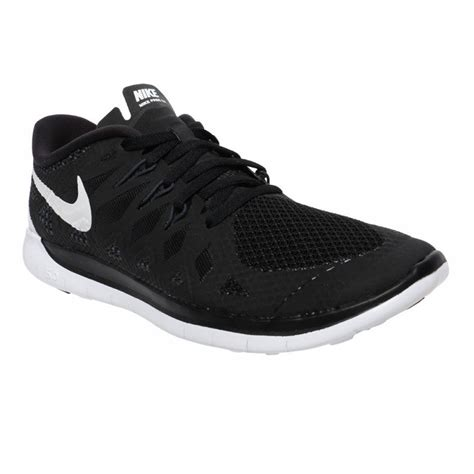 nike black and white running shoes nike free 5 0 boy s running shoes black white