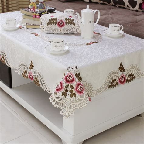 Living Room Table Cloth Buy European Style Living Room Table Cloth Tablecloth