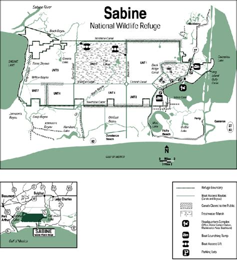 louisiana duck map southwest louisiana national wildlife refuge complex sabine