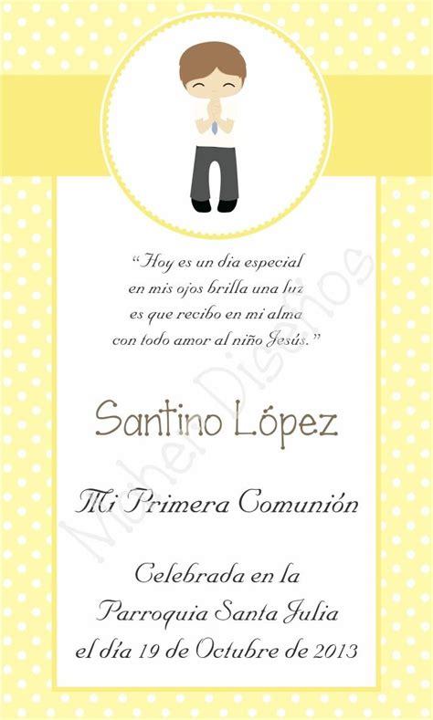 las 25 mejores ideas sobre invitaciones de primera comunion en tarjetas de comunion las 25 mejores ideas sobre estitas de comunion en primera comunion invitaciones