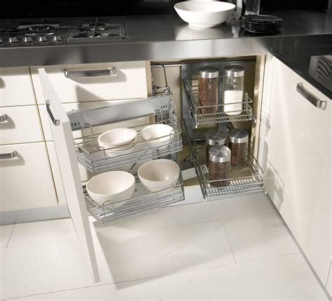 kitchen cabinets accessories smart corner unit w fe softclose baskets 041 vscl