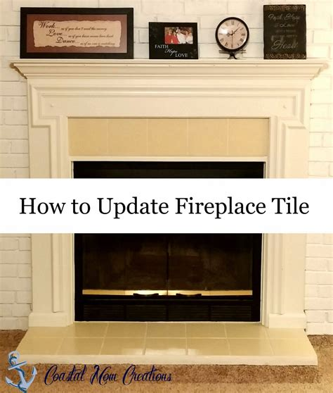 How To Update A Fireplace by Coastal Creations March 2015