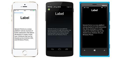 using absolutelayout android xamarin forms views xamarin