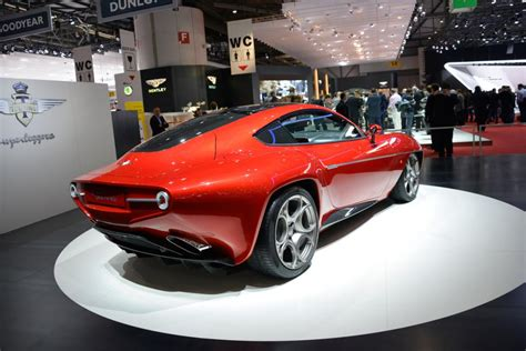 alfa romeo disco volante costo alfa romeo disco volante by touring superleggera picture