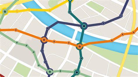 map gps navigator seamless loop motion background split screen gps navigation concept seamless loop stock