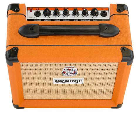 Orange Guitar Lifier Crush 12 orange crush pix cr12l review guitar verdictguitar