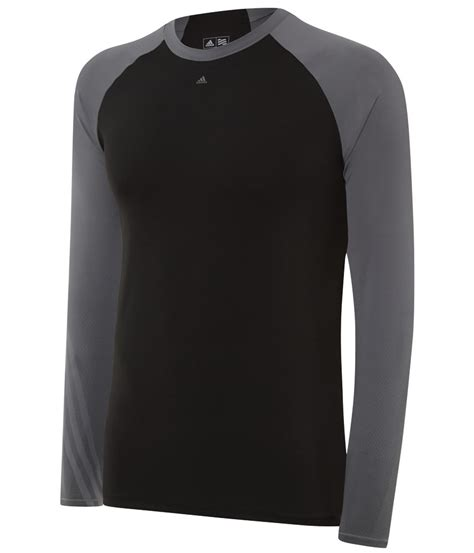 Baselayer Adidas adidas mens 3 stripes gradient baselayer golfonline