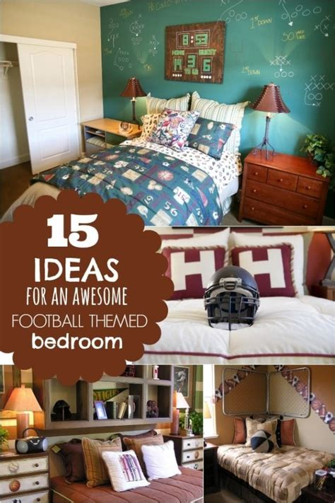 ideas   football themed boys bedroom spaceships