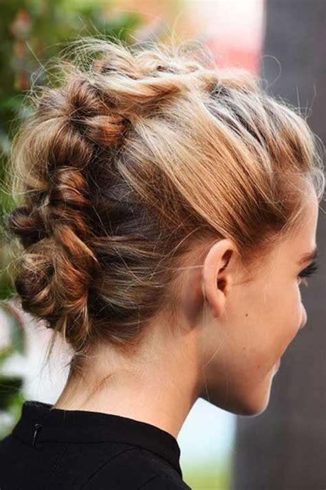 hairstyles for a party short hair fabulous party hairstyles ideas for short hair hairiz