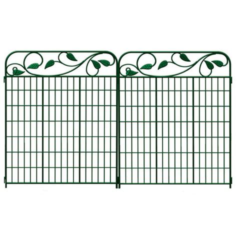 Garden Decorative Fence Panels by Panel Garden Fence 187 Fencing
