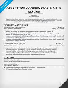 operations coordinator resume tips for resume job applications accounting coordinator resume exle resume cover letter exle
