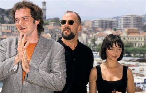 Film De Quentin Tarantino Avec Bruce Willis | replay review of pulp fiction 1994 mick lasalle