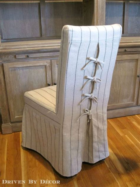 25 best ideas about dining chair covers on