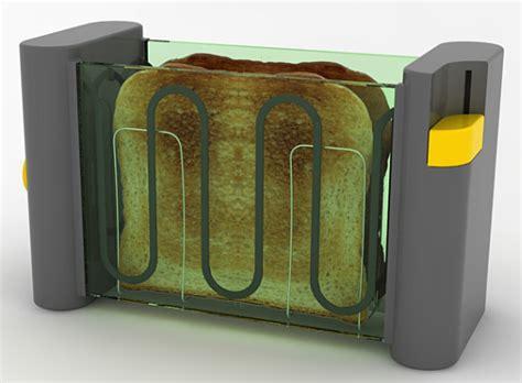 See Through Toaster Dyson see through dyson toaster lets you make that illusive toast designbuzz