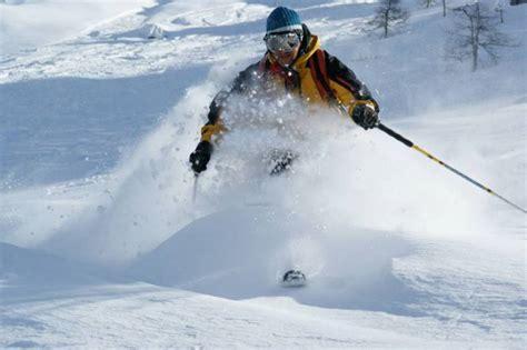 bollettino d italia sci il bollettino neve in italia viaggi news
