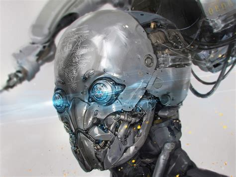 Robot Wallpaper and Background   1280x960   ID:412738