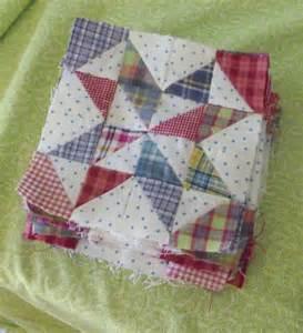vs scrap quilts again
