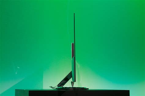 Tv Sharp Slim Batik sharp s slim 4k tv is like whoa gizmodo