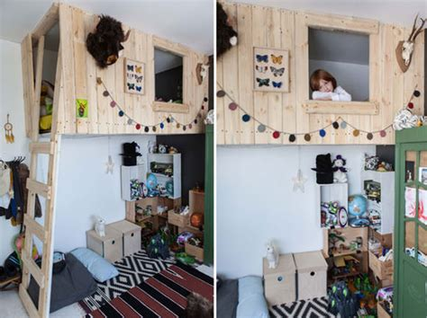 boys loft beds a boy s room in belgium handmade charlotte