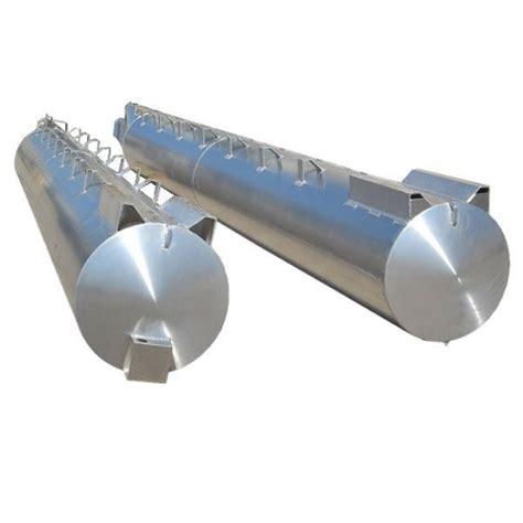 pontoon tubes custom 21 ft x 25 in aluminum pontoon boat float log tubes