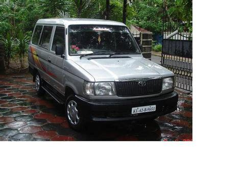 Toyota Cars In Kerala Price Toyota Qualis 2003 Fs For Sale Vehicles From Cochin Kerala