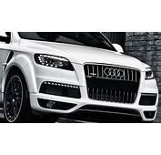 Audi Q7  Wide Track After 2009 Models By Kahn Design