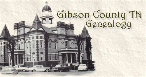 Gibson County Tn Court Records History Of Trenton Tennessee
