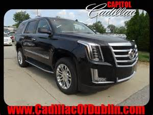 Capitol Cadillac Ohio 2015 Cadillac Escalade For Sale Carsforsale